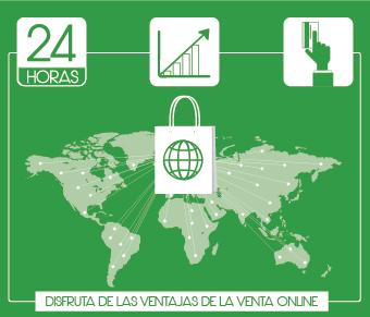 Creación de Tiendas Online - eCommerce en Guadalajara, Alcalá de Henares, Azuqueca de Henares, Madrid | Ayuve
