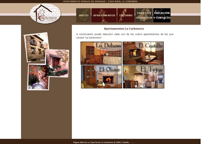 Apartamentos-Rurales-en-Jadraque---Casa-Rural-La-Carbonera