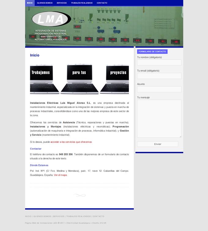instalaciones_lma_captura_web_diseno_guadalajara_ayuve
