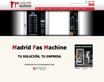 Madrid Fas Machine