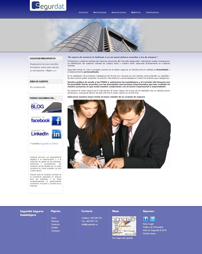 pagina_web_segurdat_seguros_guadalajara