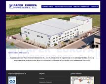 Paper Europa