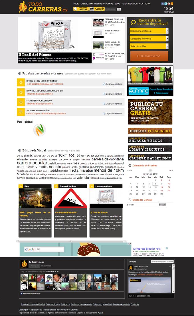 todocarreras.es-Portal-de-carreras-populares-más-completo-de-España