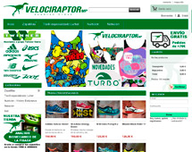 Tienda VelociraptorMP Twinner