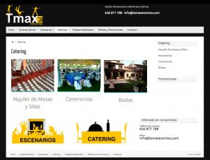 Tmax Eventos