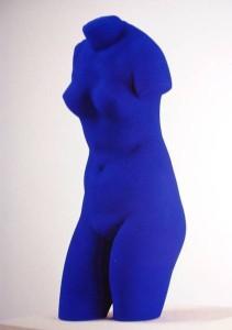 art-yves-klein-bluevenus
