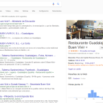 "¿Cómo saber si un restaurante está lleno o no en determinadas horas? Usando ""Horas punta"" de Google Local Businness Center"