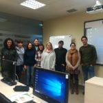 Ayuve ha impartido el curso de Gestión de Blogs/Webs en WordPress en Azuqueca de Henares