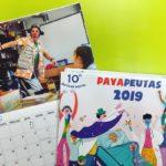 Colabora con Payapeutas y compra su calendario solidario en Ayuve