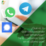 ¿Qué es lo que está pasando con WhatsApp? Te lo contamos todo aquí